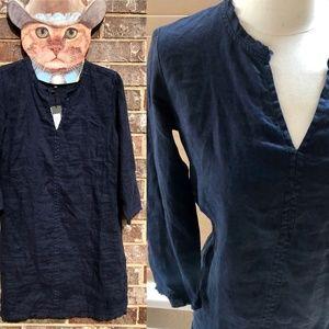 MICHAEL STARS Stitch Fix Linen Shift Dress